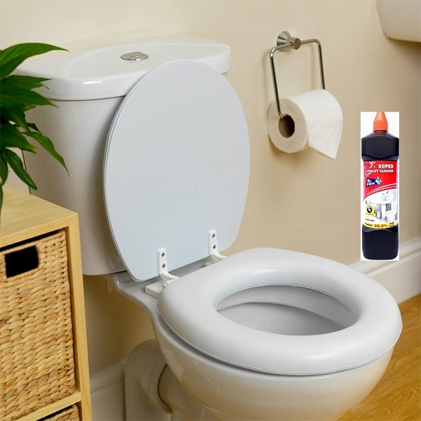 Tẩy bồn cầu toilet Mr.Fresh super cleaner siêu mạnh chai 1L