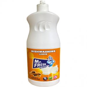 Nước rửa chén bát Mr.Fresh tinh dầu hương quế 800ml: thông tin sản phẩm, hướng dẫn sử dụng, công dụng
