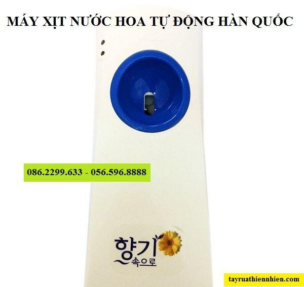 Máy xịt nước hoa tự động nhập khẩu Hàn Quốc chính hãng: giá bán, công dụng, hướng dẫn sử dụng