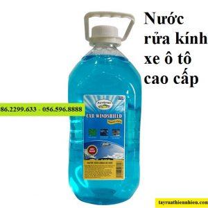 Nước rửa kính xe ô tô AutoPro cao cấp 2,2 lít chính hãng
