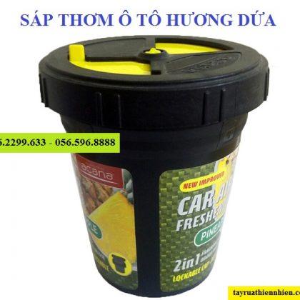 Sáp thơm ô tô hương dứa Acana 130g Hàn Quốc chính hãng