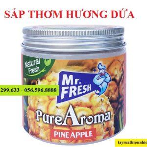 Sáp thơm Pure Aroma Mr.Fresh hương dứa 230g